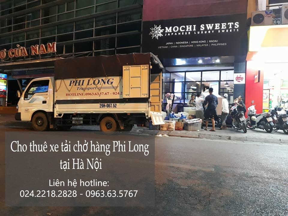 Xe tải chở hàng từ hà nội đi Bắc Kạn