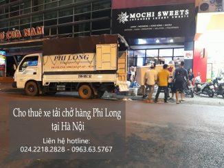 Xe tải chở hàng từ hà nội đi Hà Giang