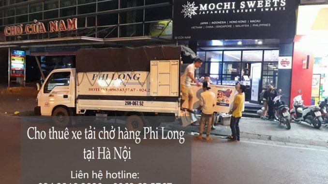 Xe tải chở hàng từ hà nội đi Lai Châu