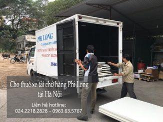 Xe tải chở hàng từ hà nội đi Cao Bằng