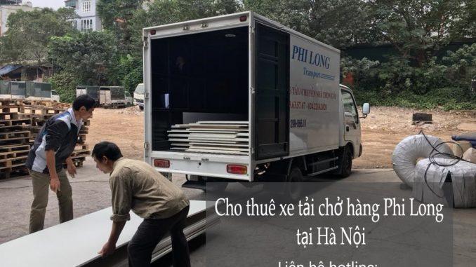 Xe tải chở hàng từ hà nội đi Sơn La