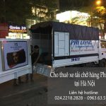 Xe tải chở hàng từ hà nội đi Hòa Bình