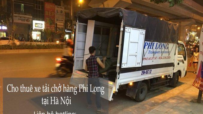 Xe tải chở hàng từ hà nội đi Điện Biên