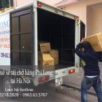 Xe tải chở hàng thuê tại phố Đỗ Hành