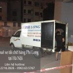 Xe tải chở hàng thuê tại phố Nguyễn Văn Trỗi