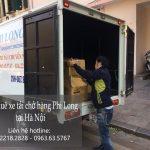 Xe tải chở hàng thuê tại phố Nguyễn Thượng Hiền