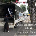 Cho thuê xe tải hà nội tại phố Tô Tịch