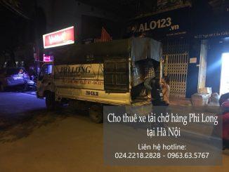 Cho thuê xe tải tại Quận 1-TP HCM