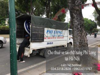 Dịch vụ cho thuê xe tải tại phố Kim Đồng