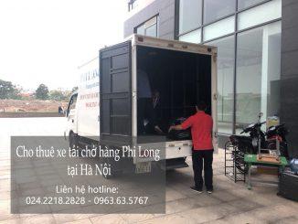 Xe tải chở hàng thuê tại đường Giải Phóng