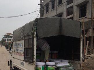 Xe tải chở hàng thuê tại phố Tôn Thất Thiệp