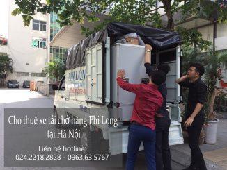 Xe tải chở hàng giá rẻ tại phố Trần Kim Chung