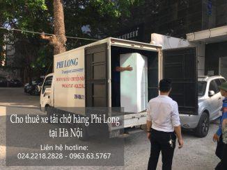 Thuê xe tải Hà Nội chở hàng tại phố Đông Thái