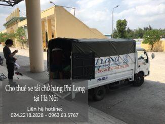 Dịch vụ xe tải chở hàng thuê tại đường Đào Cam Mộc