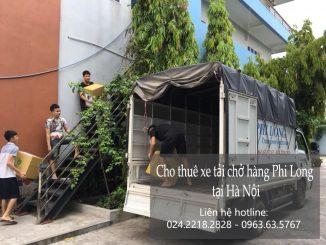 Xe tải chở hàng thuê tại phố Nguyễn Đình Chiểu