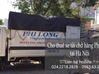 Xe tải chở hàng thuê tại phố Nguyễn Công Trứ