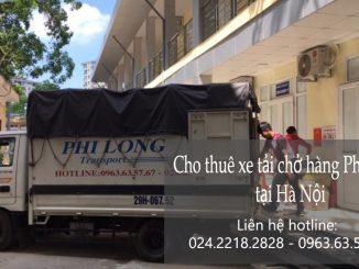 Cho thuê xe tải chở hàng Phi Long tại phố Yên Ninh