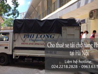 Xe tải chở hàng thuê tại phố Nghĩa Dũng