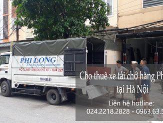 Xe tải chở hàng thuê tại Cửa Bắc
