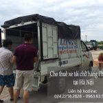 Dịch vụ xe tải chở hàng tại đường Gia Lương