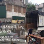 Xe tải chở hàng thuê tại phố Phan Chu Trinh