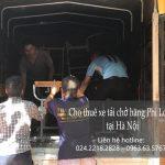 Xe tải chở hàng thuê tại phố Việt Hưng