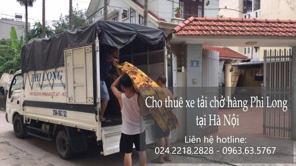 Dịch vụ xe tải chở hàng thuê tại phố Ngô Tất Tố