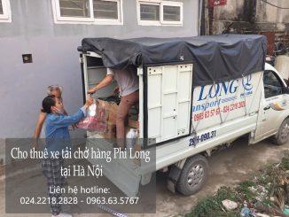 Dịch vụ xe tải chở hàng thuê tại phố Khương Đình 2019