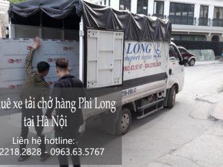 Dịch vụ xe tải chở hàng thuê tại phố Mai Động