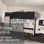 Cho thuê xe tải chở hàng thuê tại phố Thọ Tháp