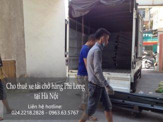 Xe tải chở hàng thuê tại phố Ông Ích Khiêm