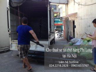 Dịch vụ xe tải chở hàng thuê tại phố Tố Hữu