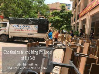 Dịch vụ xe tải chở hàng thuê tại phố Kim Ngưu