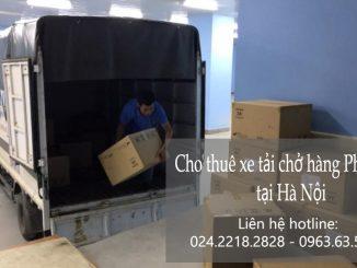Xe tải chở hàng thuê tại phố Nguyễn Chế Nghĩa