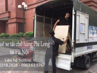 Cho thuê xe tải chở hàng thuê tại đường Nghi Tàm
