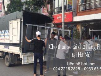 Dịch vụ xe tải chở hàng thuê tại phố Cự Lộc