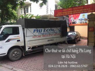Xe tải chở hàng thuê tại phường Nguyễn Trãi