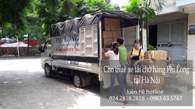 Dịch vụ chở hàng thuê tại phố Đông Các
