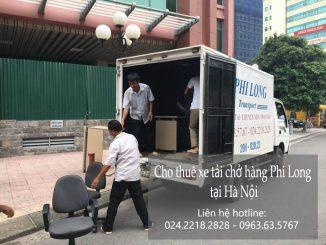 Xe tải chở hàng thuê Phi Long tại quận 5 TP_HCM