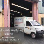 Dịch vụ chở hàng thuê tại đường Hồ Tùng Mậu