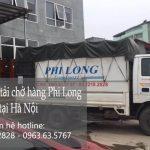 Dịch vụ xe tải chở hàng thuê tại phố Hồng Hà