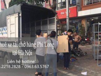 Dịch vụ chở hàng thuê tại phố Lê Hồng Phong