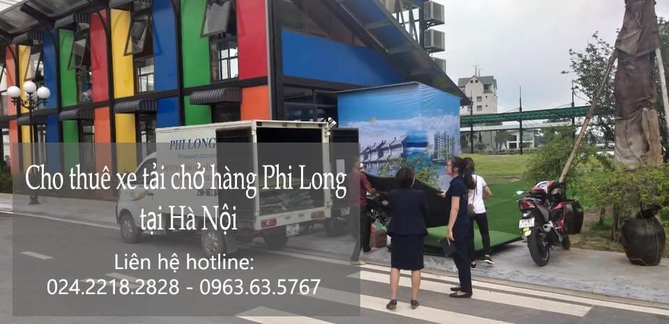 Xe tải chở hàng thuê tại đường Nguyễn Huy Thuận