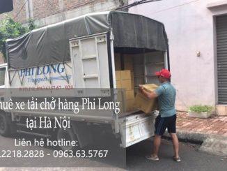 Dịch vụ xe tải chở hàng thuê tại phố Liễu Giai