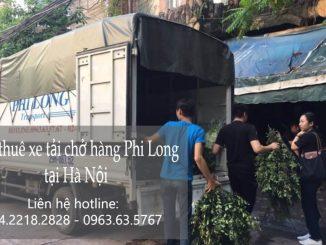 Dịch vụ xe tải chở hàng thuê tại phố Hồ Đắc Di