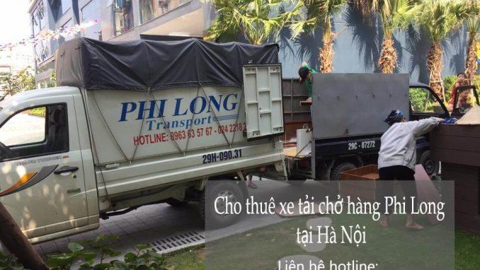 Dịch vụ xe tải chở hàn thuê tại phố Hoa Lâm