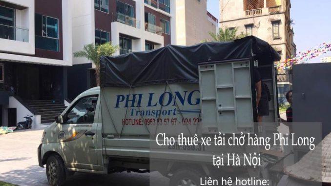 Dịch vụ xe tải chở hàng thuê tại phố Gia Ngư