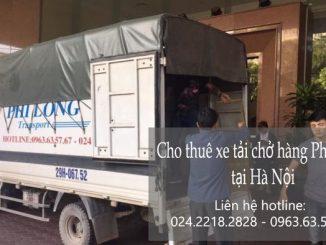 Dịch vụ xe tải chở hàng thuê tại phường Thanh Xuân Bắc-096363.5767