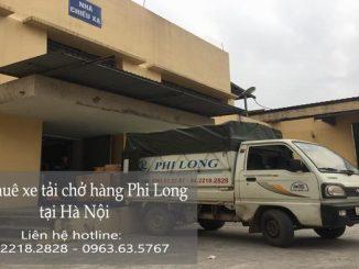 Xe tải chở hàng thuê tại phố Dã Tượng
