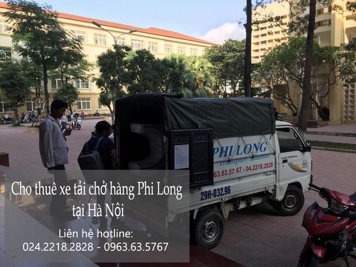 Dịch vụ xe tải chở hàng thuê tại đường La Thành